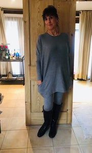 Lounge Wear Set Grey