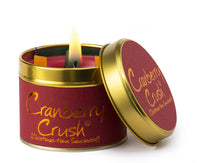 Load image into Gallery viewer, LilyFlame Candle Cranberry Crush