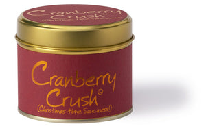 LilyFlame Candle Cranberry Crush