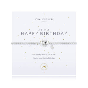 Bracelet Joma Happy Birthday