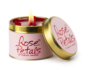 LilyFlame Candle Rose Petals