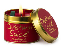 Load image into Gallery viewer, LilyFlame Candle Christmas Spice