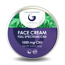 Face Cream 1500mg 2.8oz
