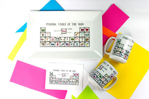 Periodic Table of the 80's Mug - 15 oz
