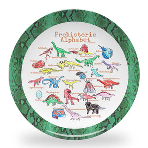 "YOUR ART DINO Alphabet 10"" Break-resistant ThermoSaf Polymer Plate"