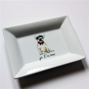 French Bulldog Mini Dish