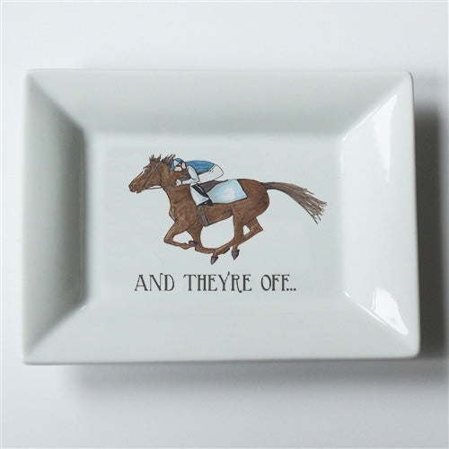 Racehorse Mini Dish