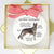 German Shephard Holiday Ornament - Dog Breed Gifts