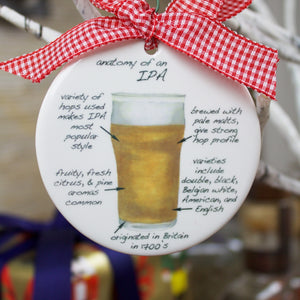 IPA Holiday Ornament