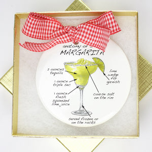 Margarita Holiday Ornament