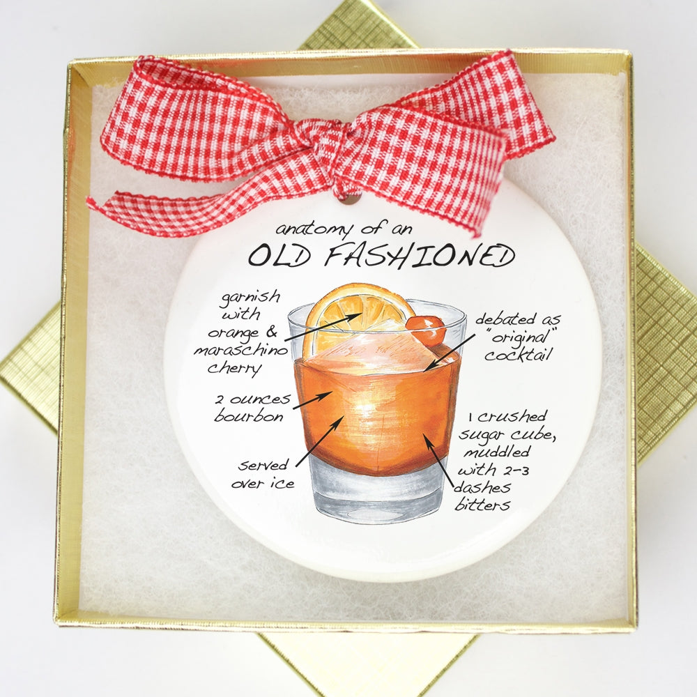 Old Fashioned Holiday Ornament