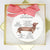 Dachshund Holiday Ornament - Dog Breed Gifts