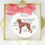 Vizsla Holiday Ornament - Dog Breed Gifts