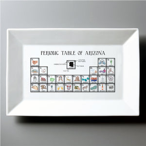 Periodic Table of Arizona