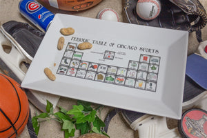 Periodic Table of Chicago Sports