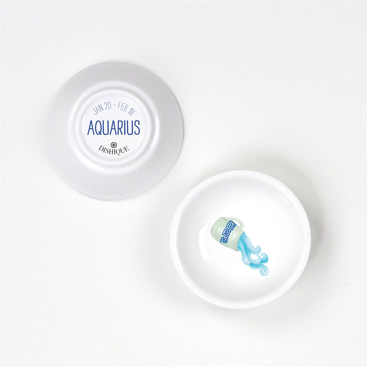Aquarius Ring Dish - Zodiac Gifts