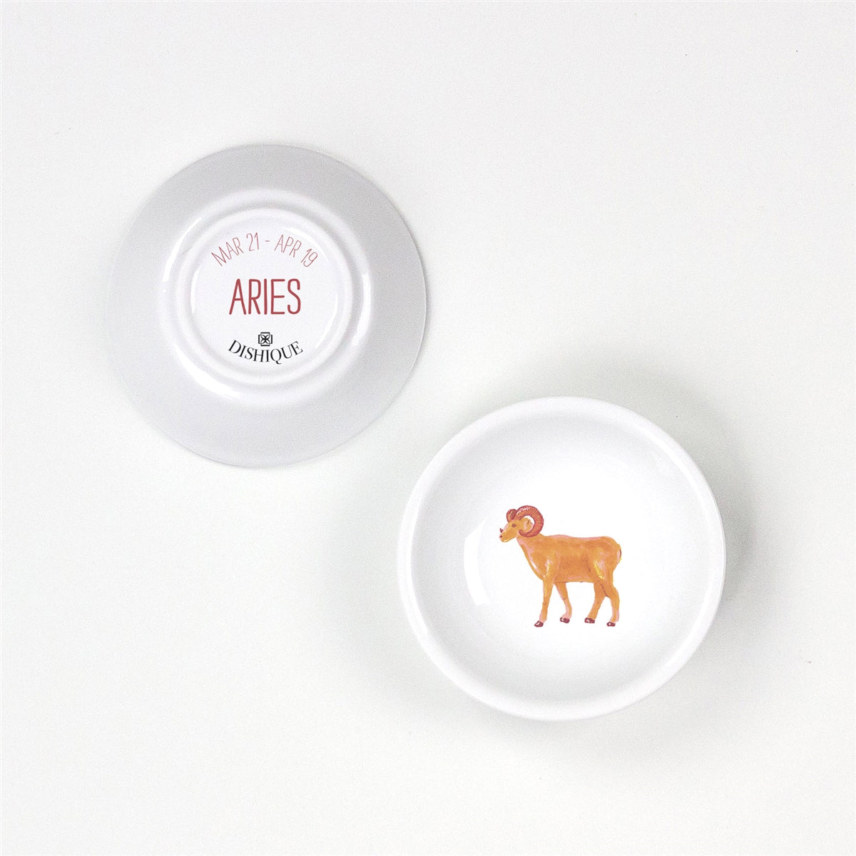 Aries Ring Dish - Zodiac Gifts