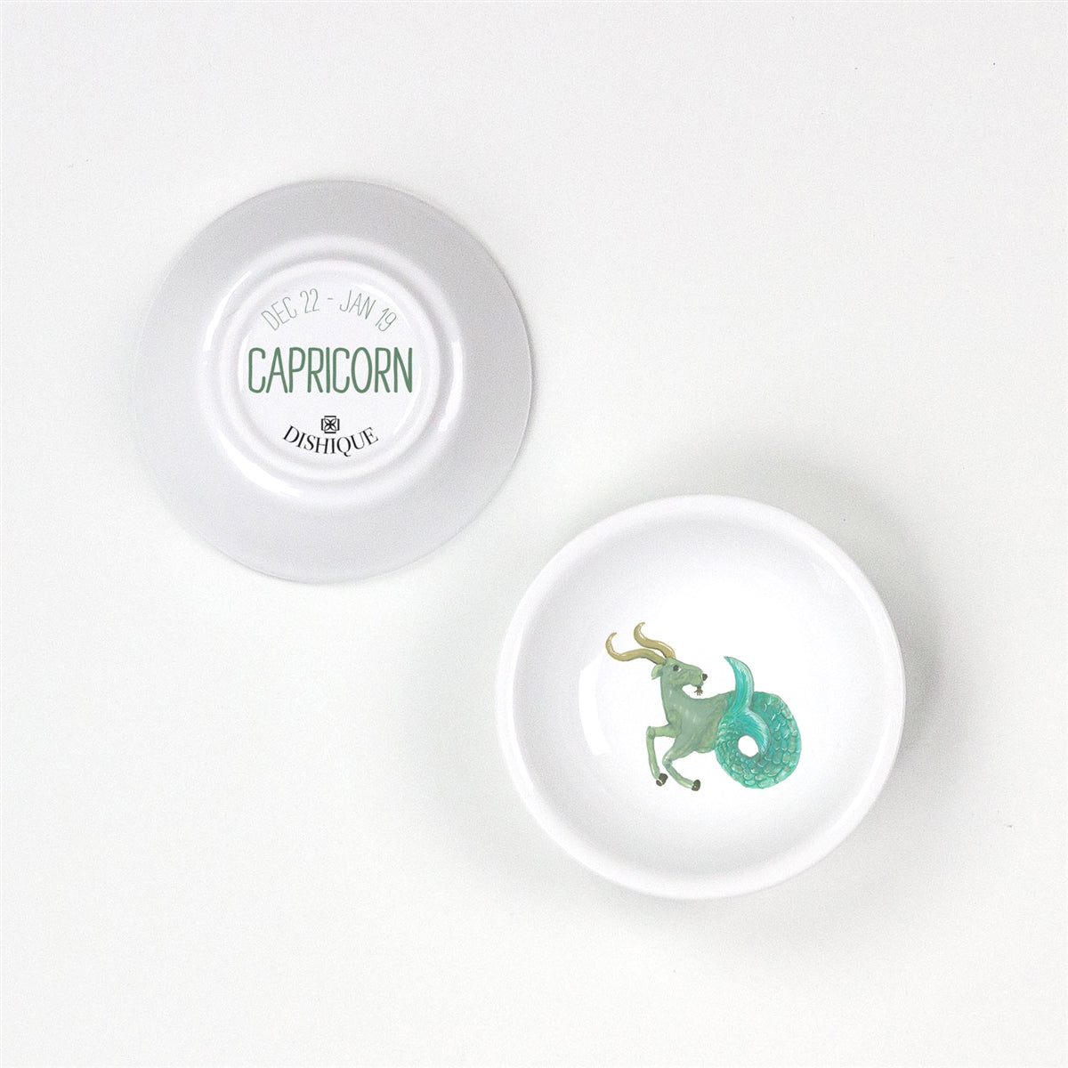 Capricorn Ring Dish - Zodiac Gifts