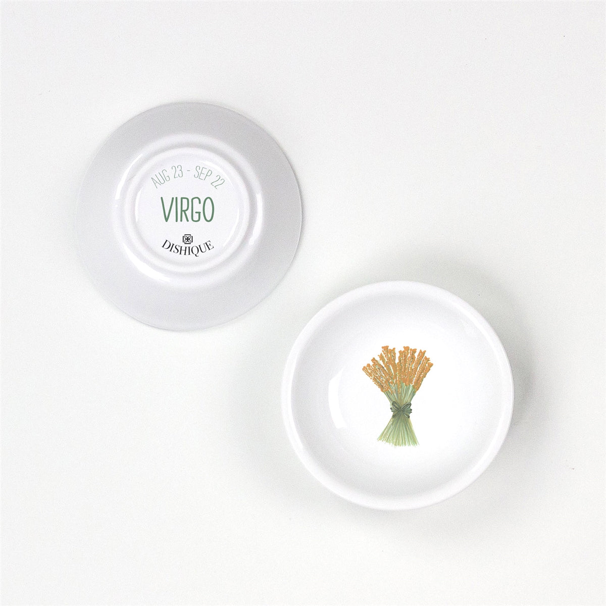 Virgo Ring Dish - Zodiac Gifts