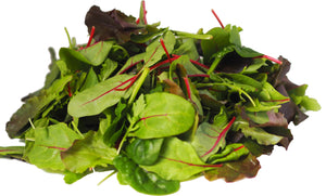 Mixed Baby Leaves (125g)