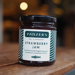 Panzer's Strawberry Jam 227g