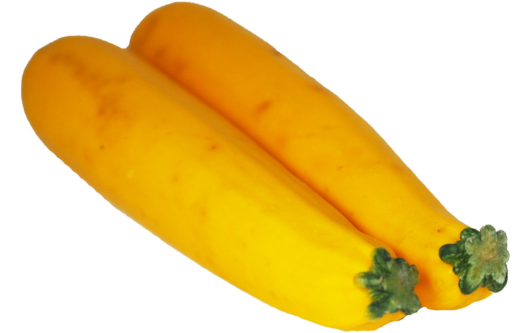 Yellow Courgettes (x2)