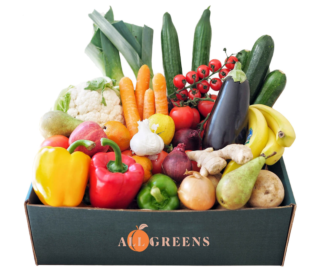 The Big Family Fruit & Vegetable Box