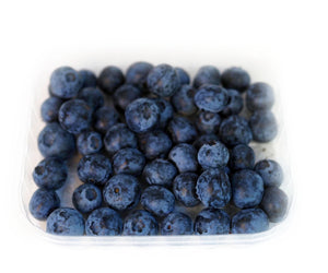 All Greens Blueberries