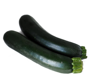 Green Courgettes (x2)
