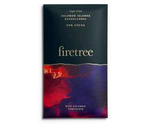 Firetree Chocolate Bar - 69% Cocoa (Solomon Islands, Guadalcanal)