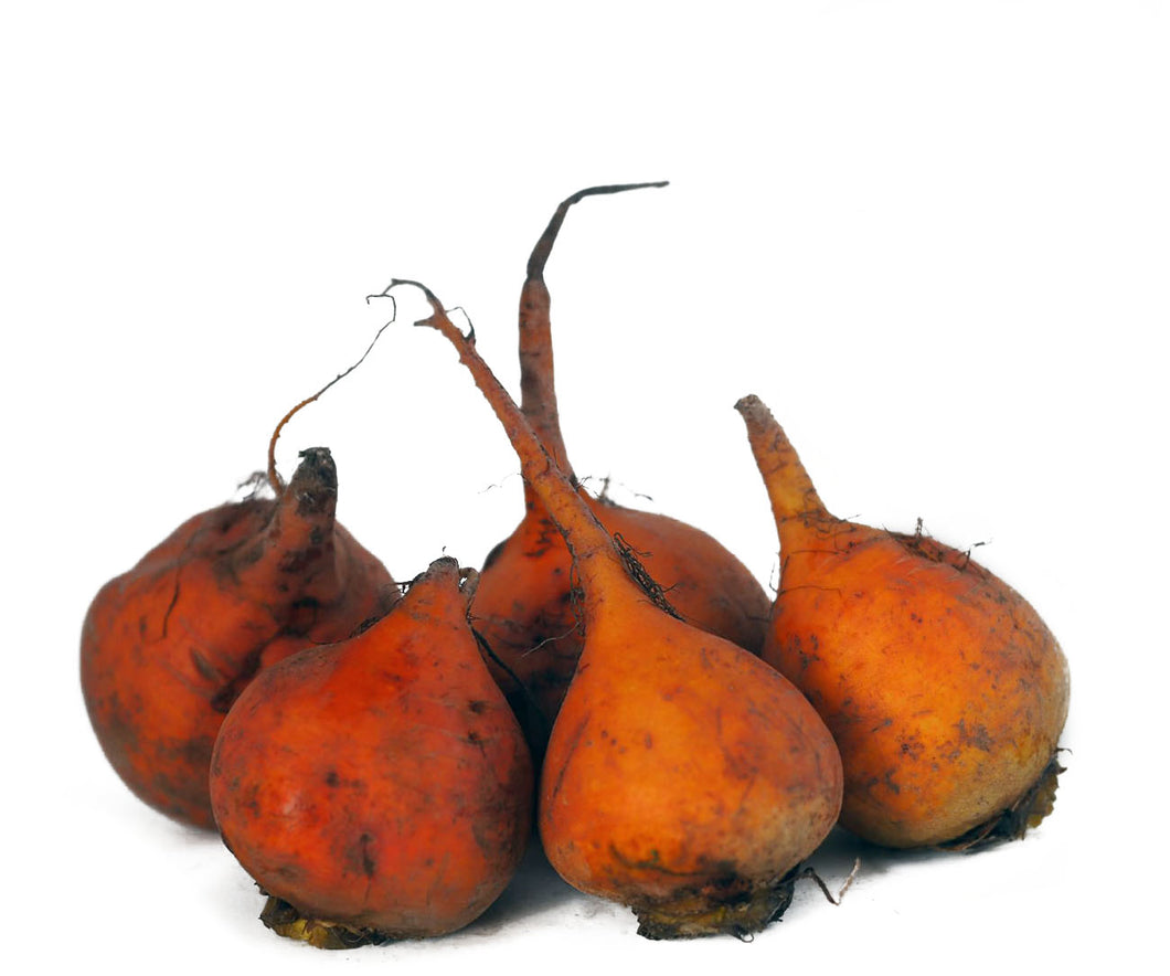 Golden Beetroots (500g)