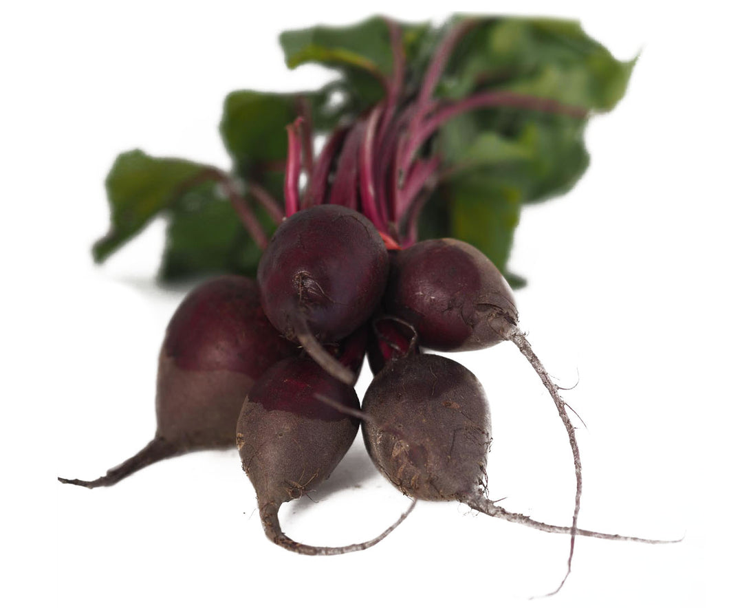 Leafy Beetroots
