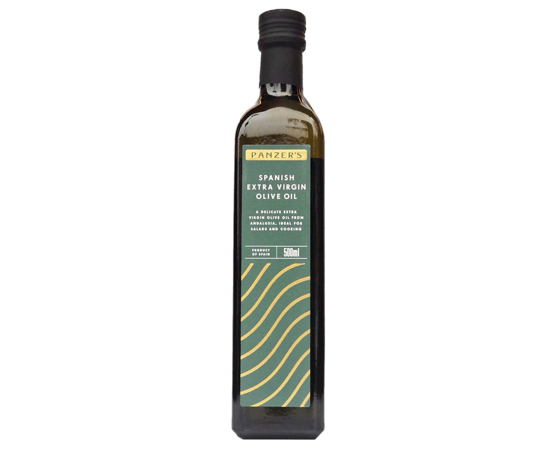 Panzer's Spanish Extra Virgin Olive Oil