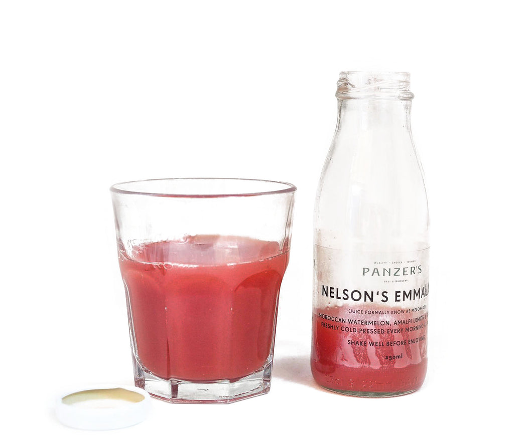 Freshly Cold-Pressed Nelson's Emmalade - 250ml