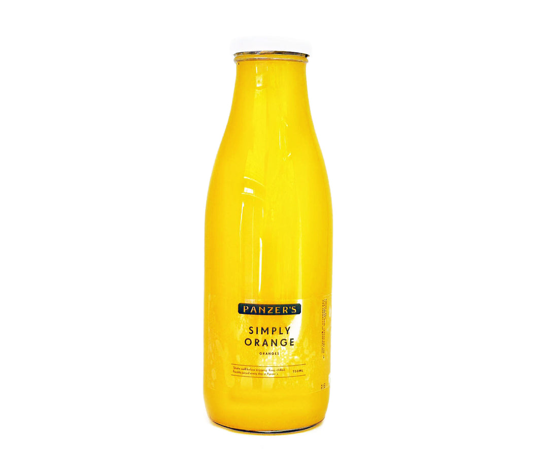 Freshly Squeezed Orange Juice - 750ml