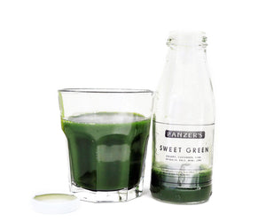 Freshly Cold-Pressed Sweet Green Juice - 250ml