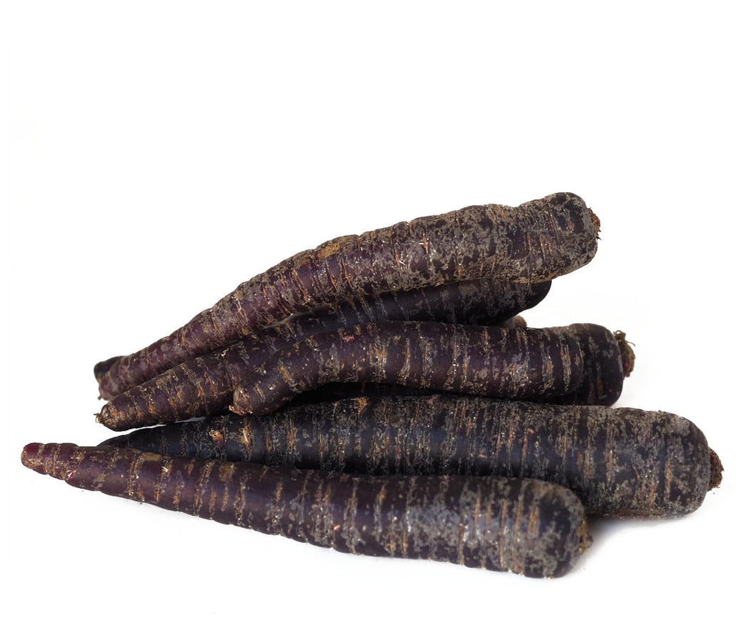 Purple Carrots (500g)