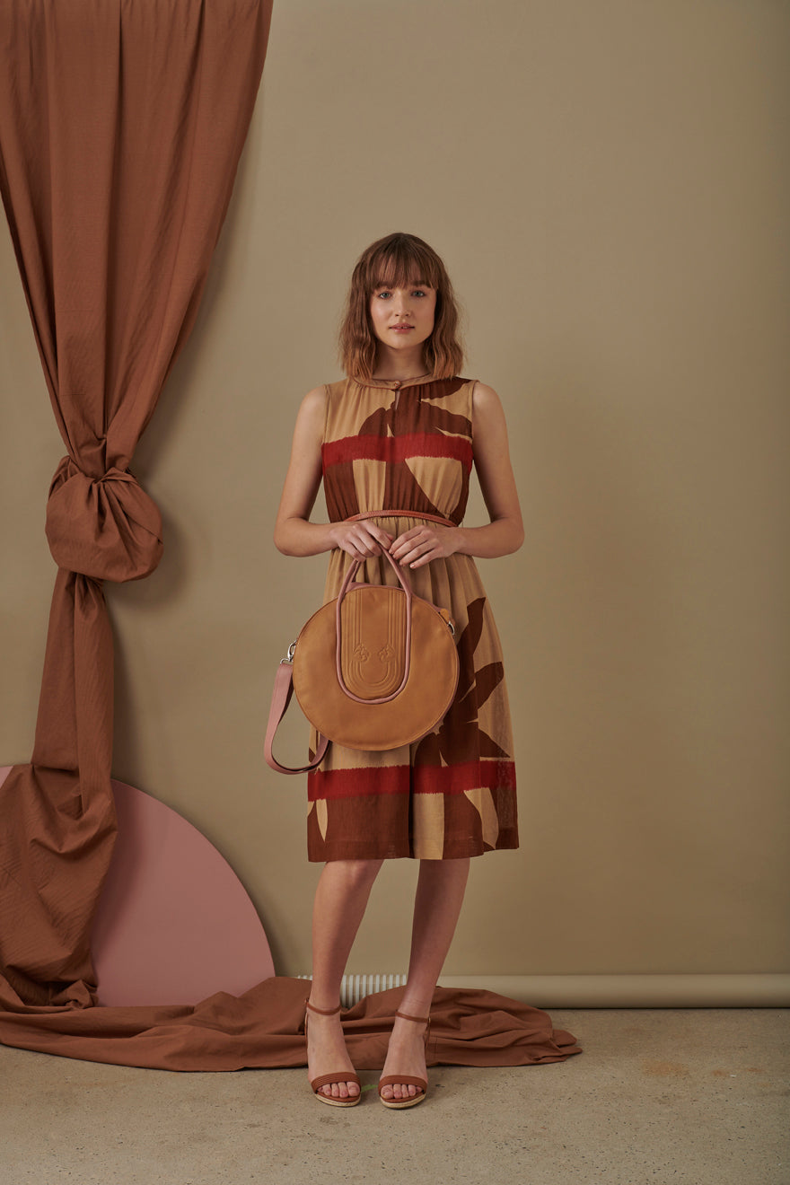Sundial Bag - Butterscotch
