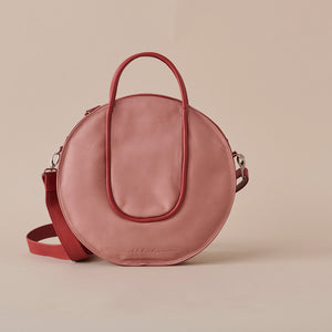 Sundial Bag - Dusty Rose