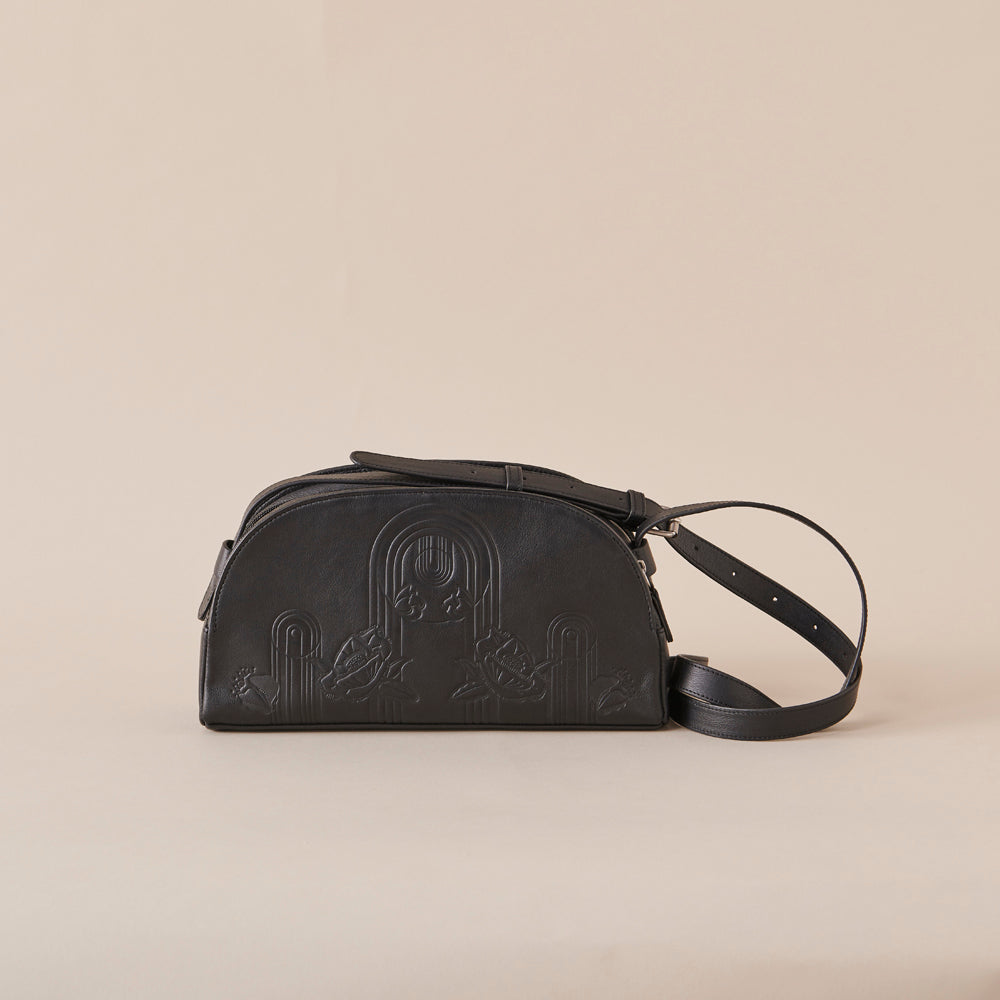 Lodge Bag - Licorice