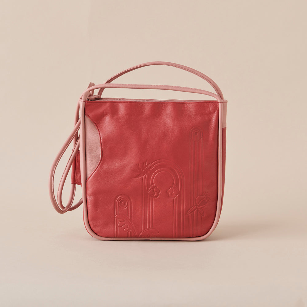 Steward Bag - Scarlet