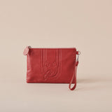 Kingston Clutch - Scarlet