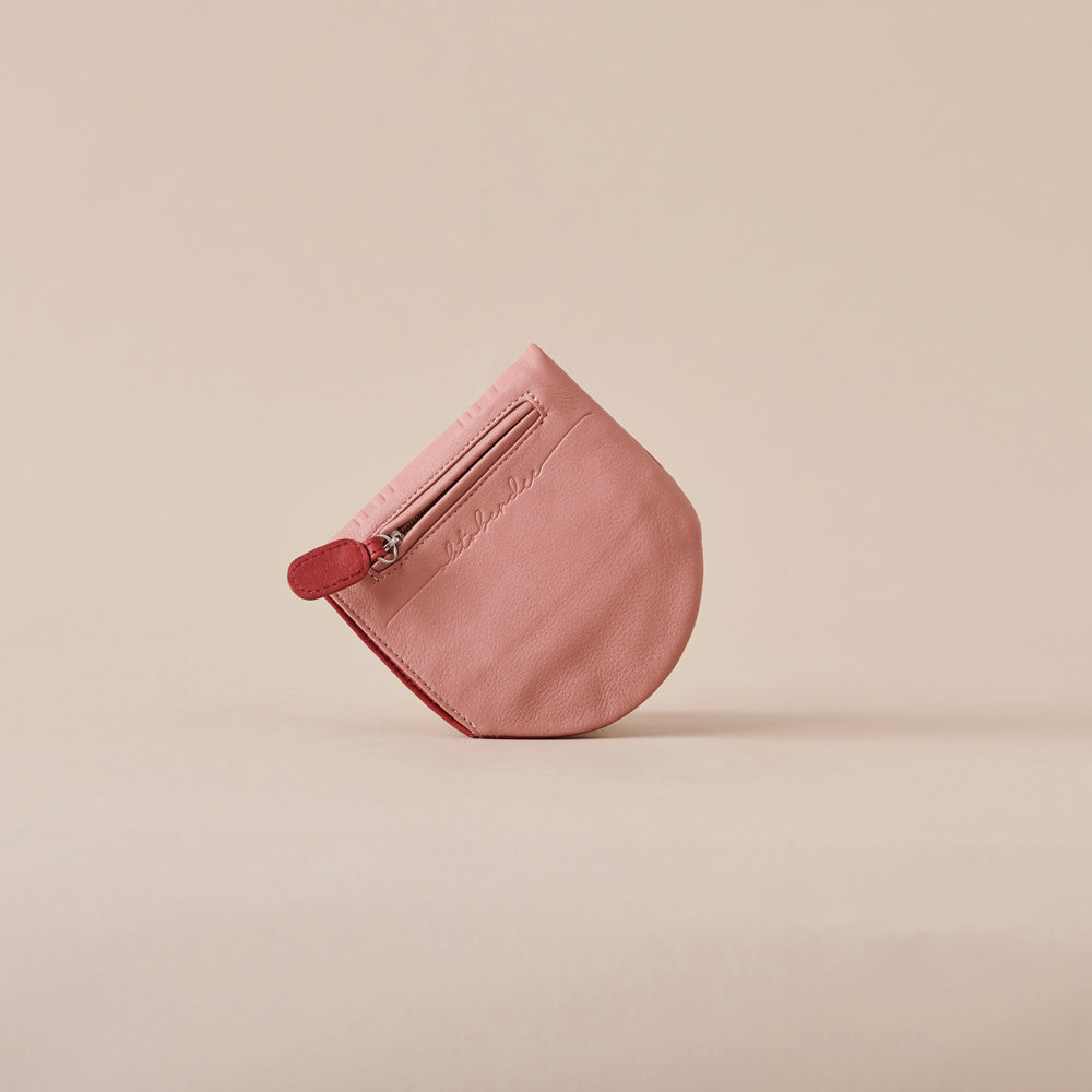 Poppet Purse - Dusty Rose