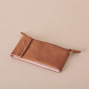 Duke Wallet - Toffee