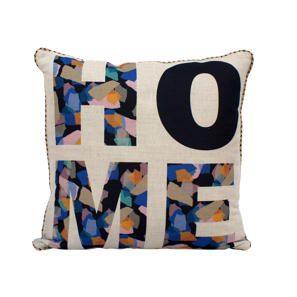 Home Cushion - black