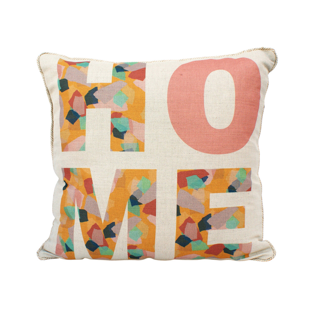 Home Cushion - pink