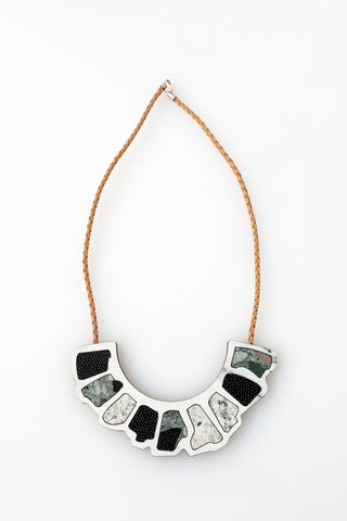 Pebble Necklace : various colours