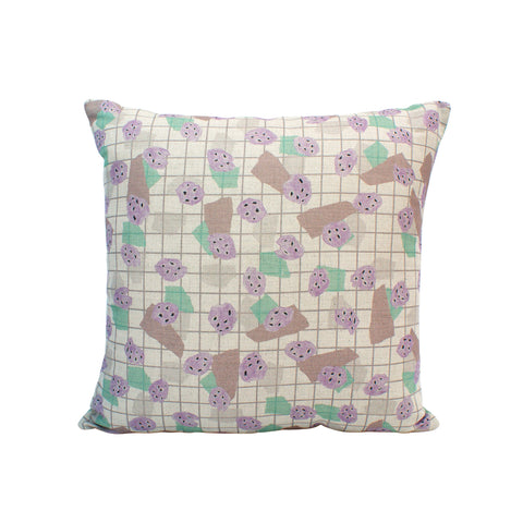 Ripe Cushion - Lilac