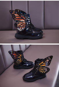 Butterfly Boots ( Pre-Order)