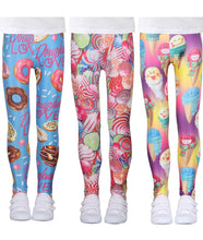 Load image into Gallery viewer, Candy shop leggings 3Pack